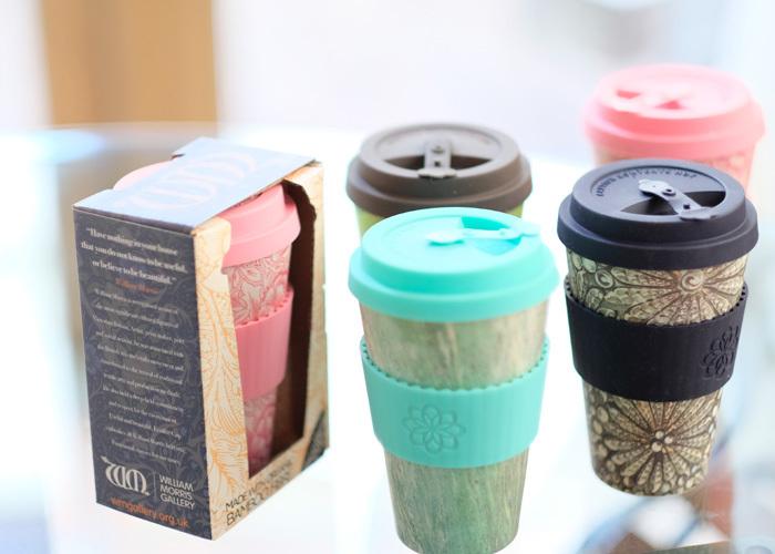 自宅でカフェ気分を楽しもう。オシャレかわいいエコーヒーカップでおうち時間を満喫