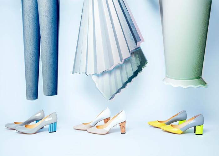 日本初のヒール着せ替えができる靴のブランド「FAMZON (ファムゾン)」とnatural style BIO SOPRA Tokyoコラボイベント企画