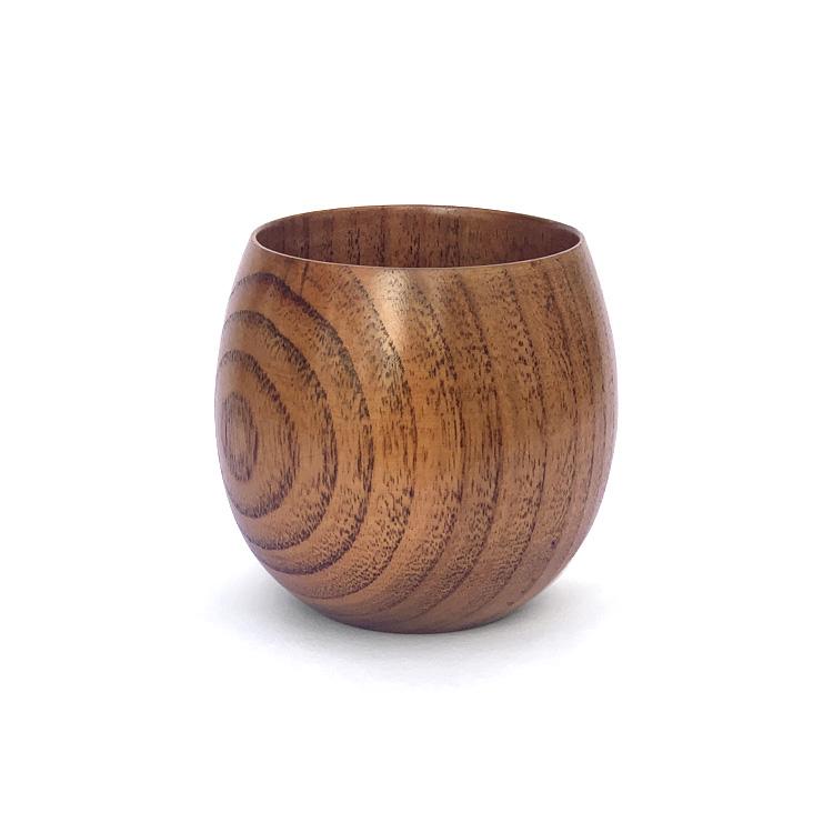 天然木くりぬきコロンカップ