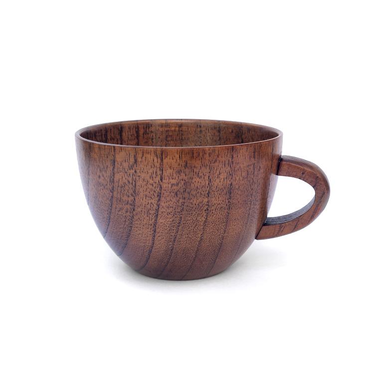 天然木スープカップ