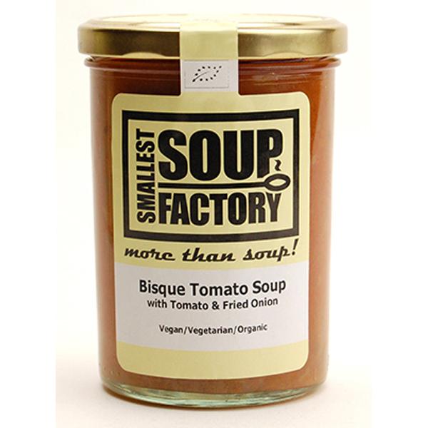 オニオンの甘くて香ばしいかおりに包まれるたまらないトマトスープ